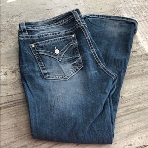 Size 34 miss me jeans